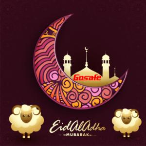Eid al adha greetings gosafe eid al adha greetings m4hsunfo